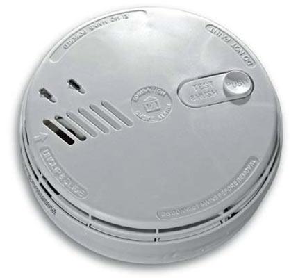 Ei141 Smoke Alarm >> Smoke Alarm Ionisation