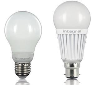 GLS LED Globes